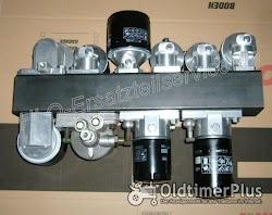 DEUTZ Motor D3006 D3005 D30 F2L 612 712 812 912 Ölfilter Adapter Umbausatz Ölfilterumbausatz  Spaltfilter Siebfilter Foto 5