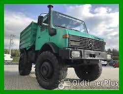 Mercedes Unimog 1300 Agrar, Kraftheber, Gesamtgewicht 7500 KG