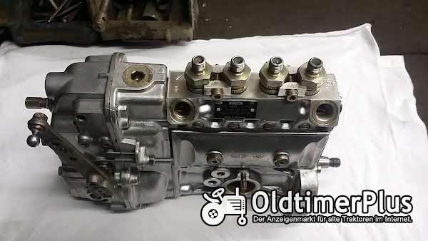 Bosch Einspritzpumpe für Deutz Motor F4L912 F4L913 BF4L913 Bf4L913T F4L812 Foto 1