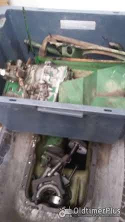 Deutz F3L 812 Motorteile Foto 2