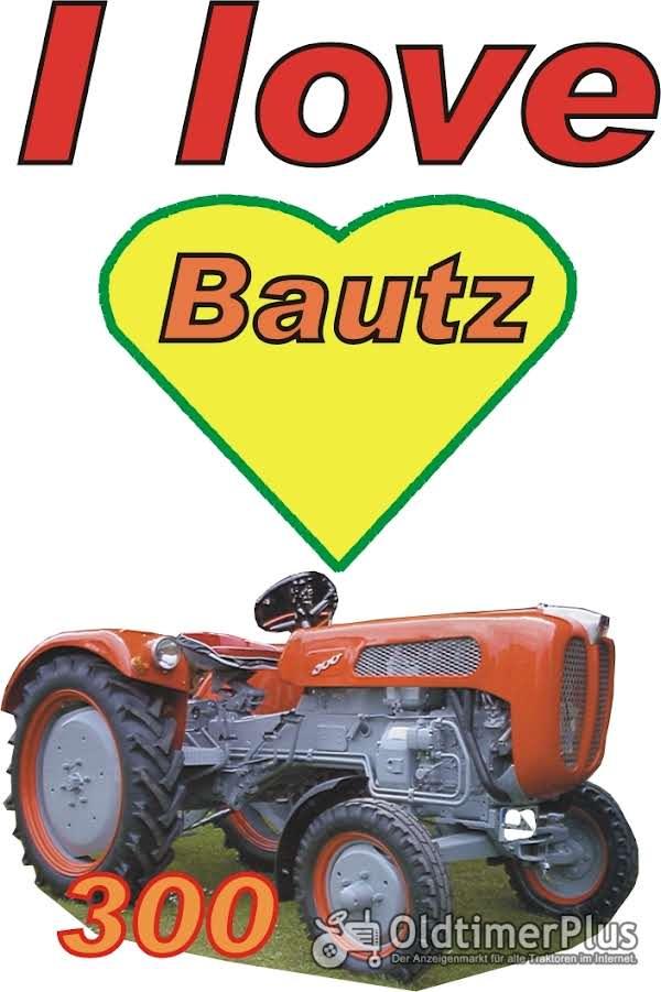 I love Bautz 300 T-Shirt Foto 1