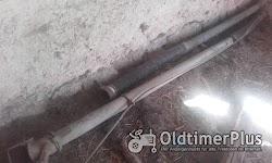 Jauchefass mit Pumpe und Rohre Foto 4