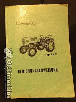 MAN 8515 M 172 Dieselmotor Foto 7