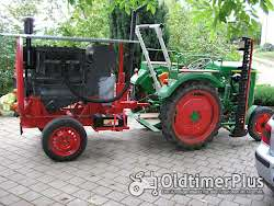 Deutz Motor A4 L514 passend für Schlepper F4 L514 ! Foto 8