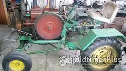 Deutz Traktor Foto 2