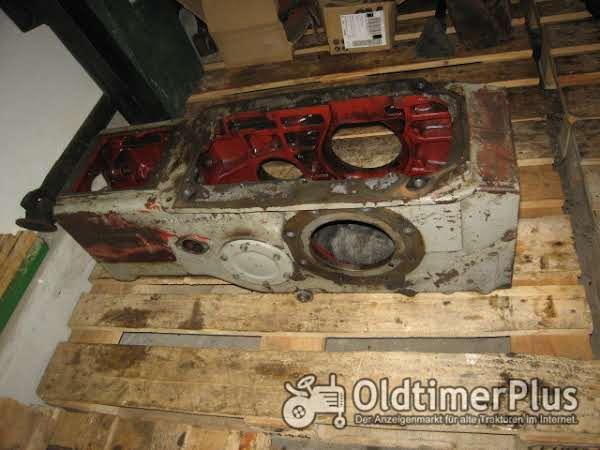 Deutz D5506 Getriebegehäuse ( TW50.1) Foto 1