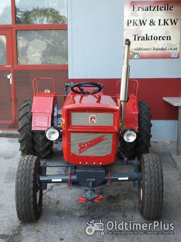 Sonstige Krasser U6V Seilwindentraktor mit MWM Motor Foto 1
