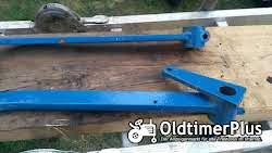 Hanomag Doppel-Bremspedal Fusbremshebel R435, R324 und andere Foto 4