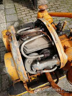 Mercedes Mahle Vorbaukompressor fur unimog Foto 3