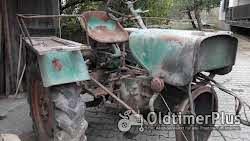 Güldner Haifisch 6 Gang Traktor ohne Motor -mit 6 Gang Getriebe läuft ca. 35 KM/H