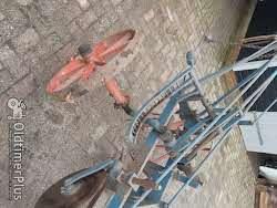Rud Sack 2 schaaar ladder ploeg Foto 3