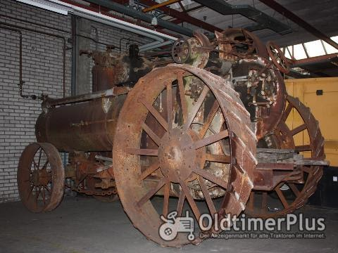 Sonstige Frick eclipse steam engine tractor Foto 3