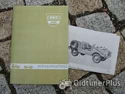 Literatur Betriebsanleitung DKW F 91 Munga 1966 Bundeswehr Geländewagen