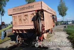 Dechentreiter Zwilling JD72 Dreschwagen Foto 2