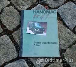 Betriebsanleitung Barkas Framo V901 /2 Kleinlieferwagen 1960 Foto 8