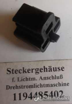 Bosch Anker, Wicklung, Diodenplatte, IHC, Deutz, VW, Foto 5