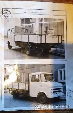 Opel Blitz 330-6 Lastkraftwagen Foto 3