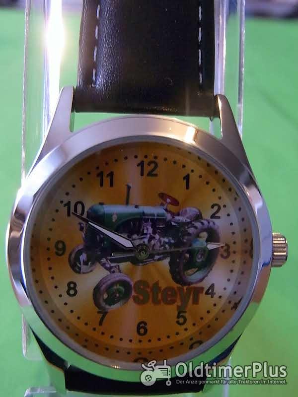 Steyr  Armbanduhr Foto 1
