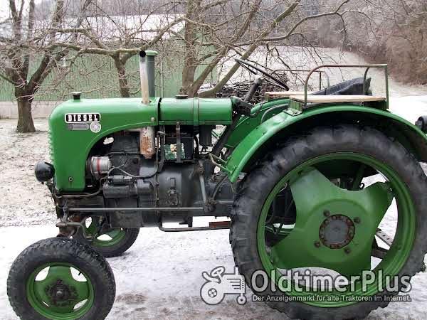 Steyr Traktor T80A Foto 1