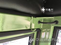 MM Universalkabine Traktorkabine Nr. 17b F106-108 für Traktor bis ca. 90PS Foto 3