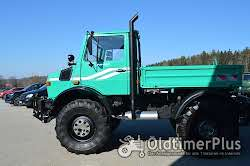Mercedes Unimog 1600 Agrar, 7,49 Tonnen photo 8