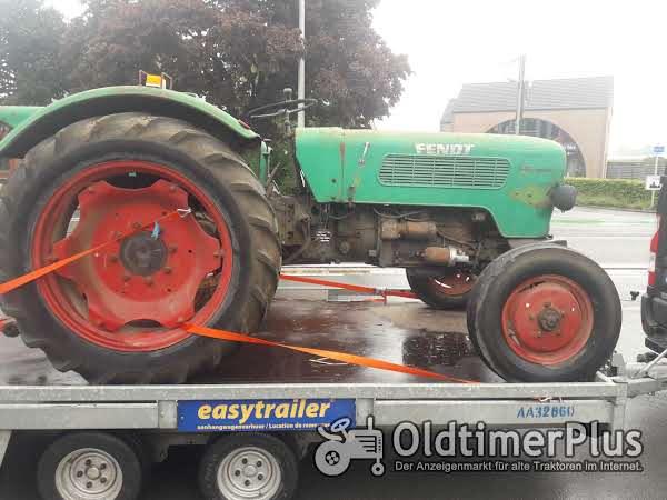 Fendt Tracteur Foto 1