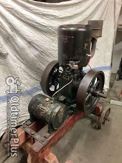 Lister Dursley England Standmotor Junior B16 Foto 10