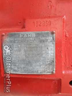 Fahr D130 Foto 4