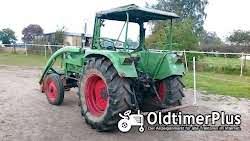 Fendt Farmer 4S mit Frontlader Foto 4