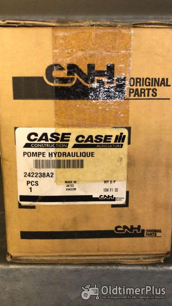 Case Hydraulikpumpe  CX100 Foto 1