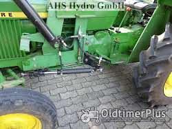 Calzoni Rcd. Hydraulische Lenkung John Deere 820, JD920, JD930, JD1020, JD1030, JD 1120, JD1130, JD1040  Calzoni Foto 2
