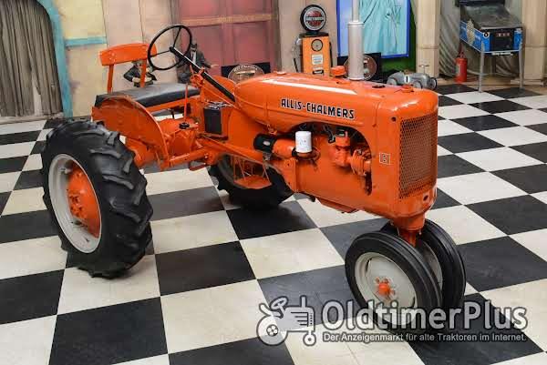 Sonstige Allis Chalmers Model C Traktor Foto 1