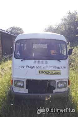 Hannomag-Henschel/ Mercedes-Benz/ Daimler-Benz L 206 DG Foto 3