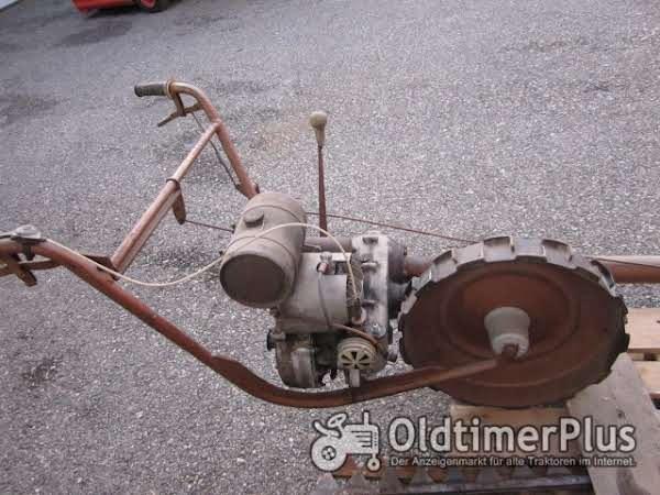 Rotax Einradmotormäher Foto 1