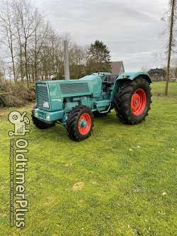 Hanomag Brillant 601 AS