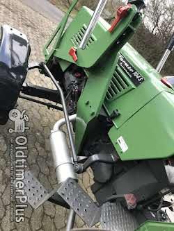 Fendt Farmer 104S Turbomatik Frontlader Foto 9