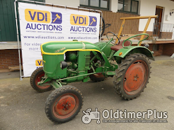 Allgaier Deutz F1L712 VDI-Auktionen Juni Classic und Youngtimer 2019 Auktion Deutschland !