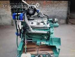 Detroit Diesel 2Takt Turbo Kompressor 8V92 TA 600hp Detroit Diesel Motor top! Boot US Truck pulling Foto 5