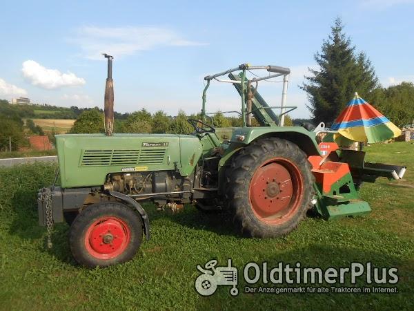 Fendt Farmer 2 S Schnellgang Foto 1