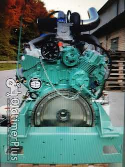 Detroit Diesel 2Takt Turbo Kompressor 8V92 TA 600hp Detroit Diesel Motor top! Boot US Truck pulling Foto 11