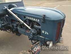 Hanomag R24 / R 24 Foto 6