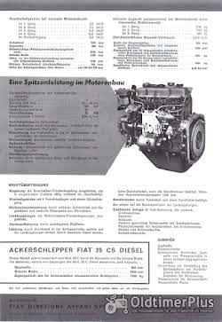 Fiat FIAT 25C Foto 5