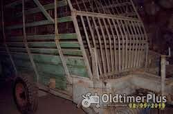 Futterladewagen, System Mengele Futterladewagen