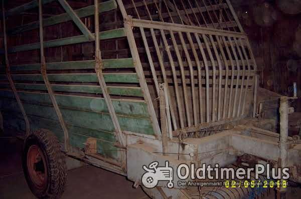 Futterladewagen, System Mengele Futterladewagen Foto 1