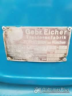 Eicher Restauriert,Renoviert Foto 3