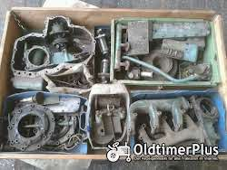 MAN 8613M 2P1 4P1 Motorteile Foto 2