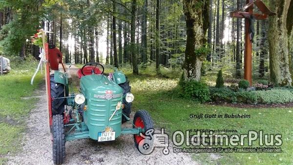 Hürlimann Oldtimer Traktoren auf Top Niveau die nicht jeder hat photo 1