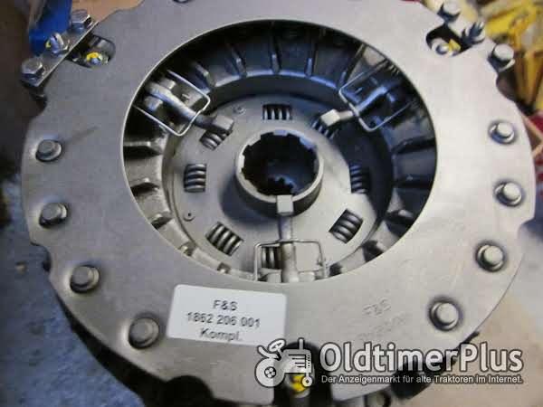 John Deere 310 / 510 AT-Kupplung Foto 1
