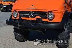 Mercedes Unimog 416 Doka, Doppelkabine, FUNMOG, Lieferung-Antausch mgl. Foto 3