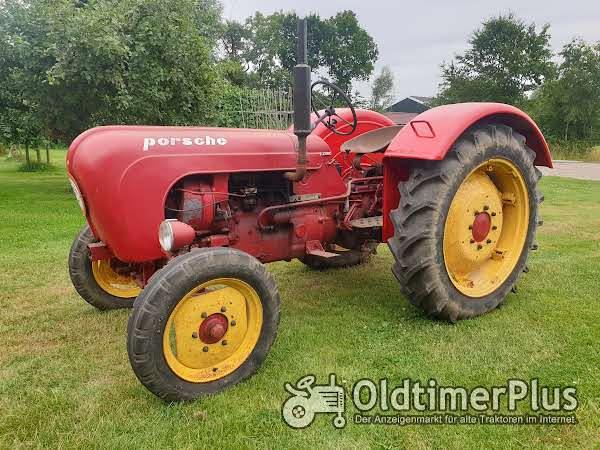 Porsche 319 tractor photo 1